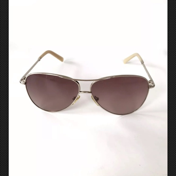 255c556c8b Cole Haan Accessories - COLE HAAN C 669 AVIATOR Sunglasses POLARIZED IVORY